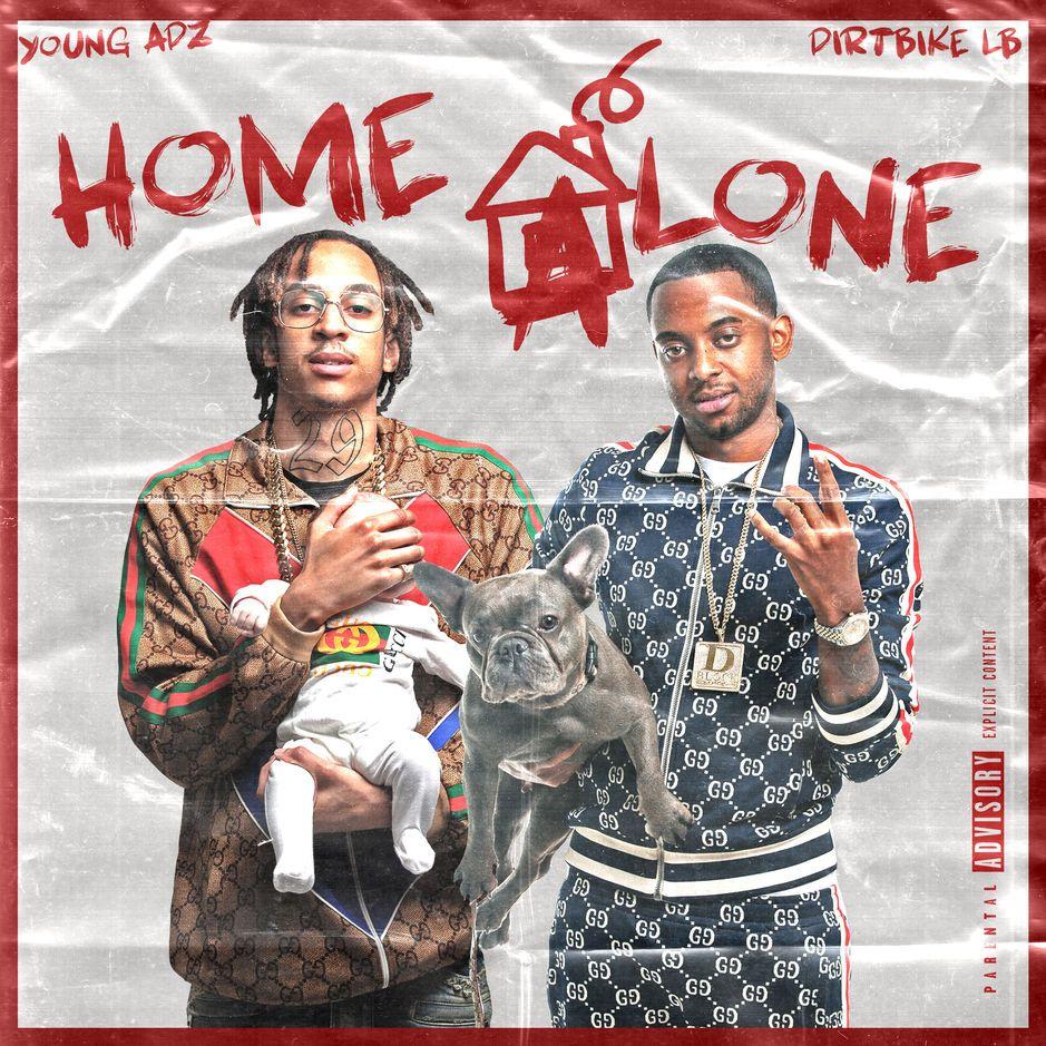D-Block Europe - Home Alone album cover