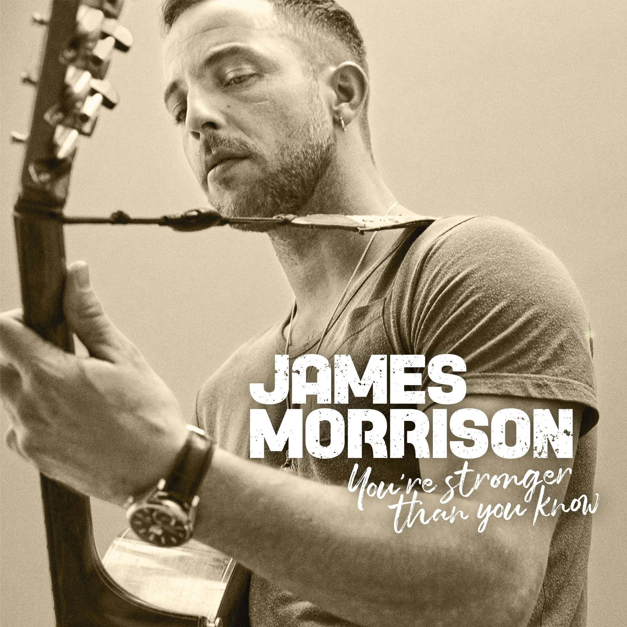 James Morrison - You're Stronger Than You Know album cover