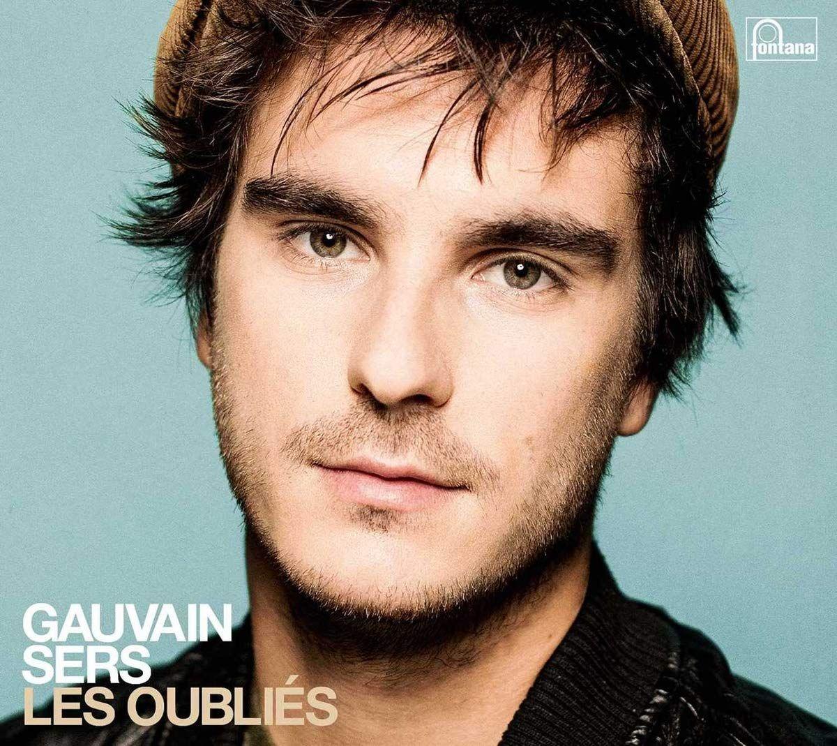 Gauvain Sers - Les Oubliés album cover