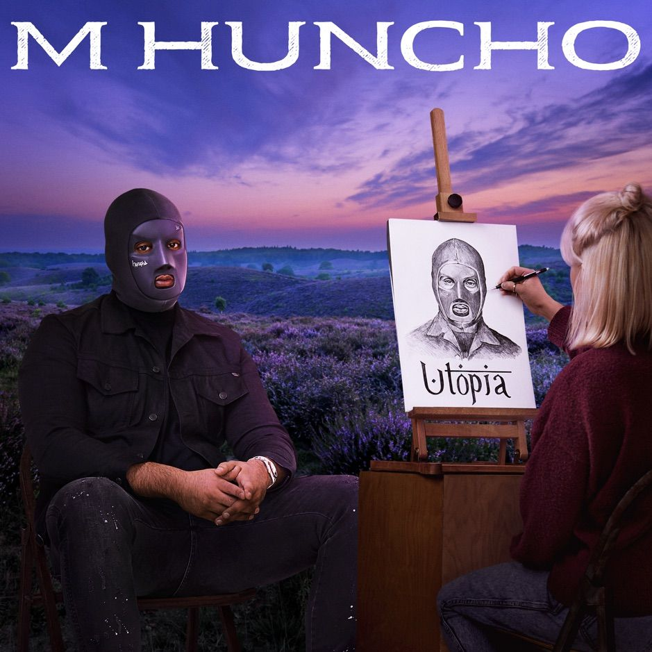 M Huncho - Utopia album cover