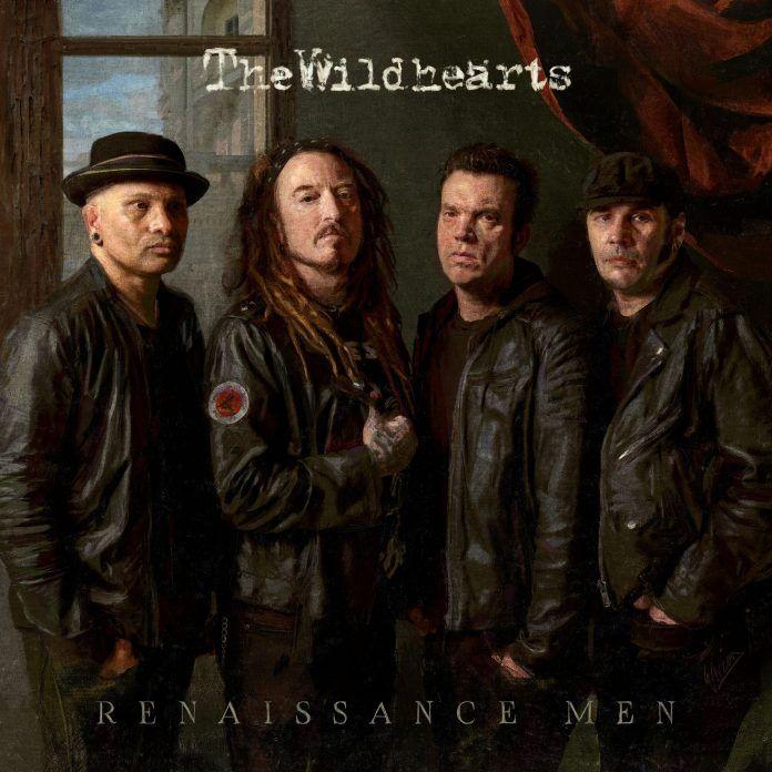 Wildhearts - Renaissance Men album cover