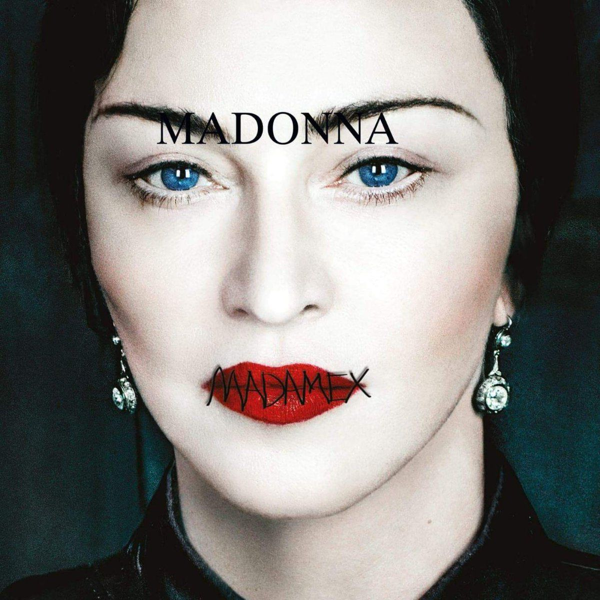Madonna - Madame X album cover