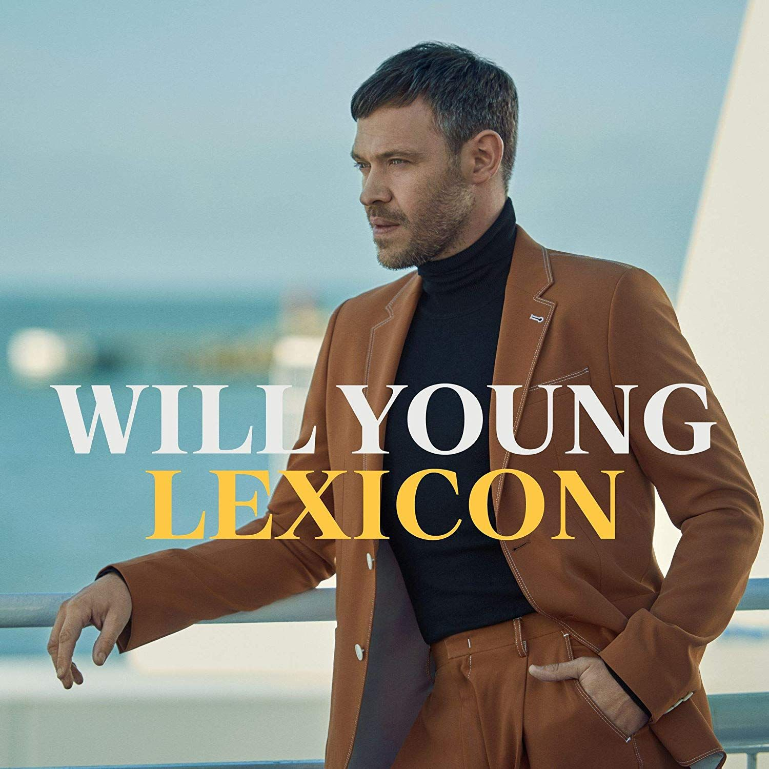 Will Young - Lexicon album cover