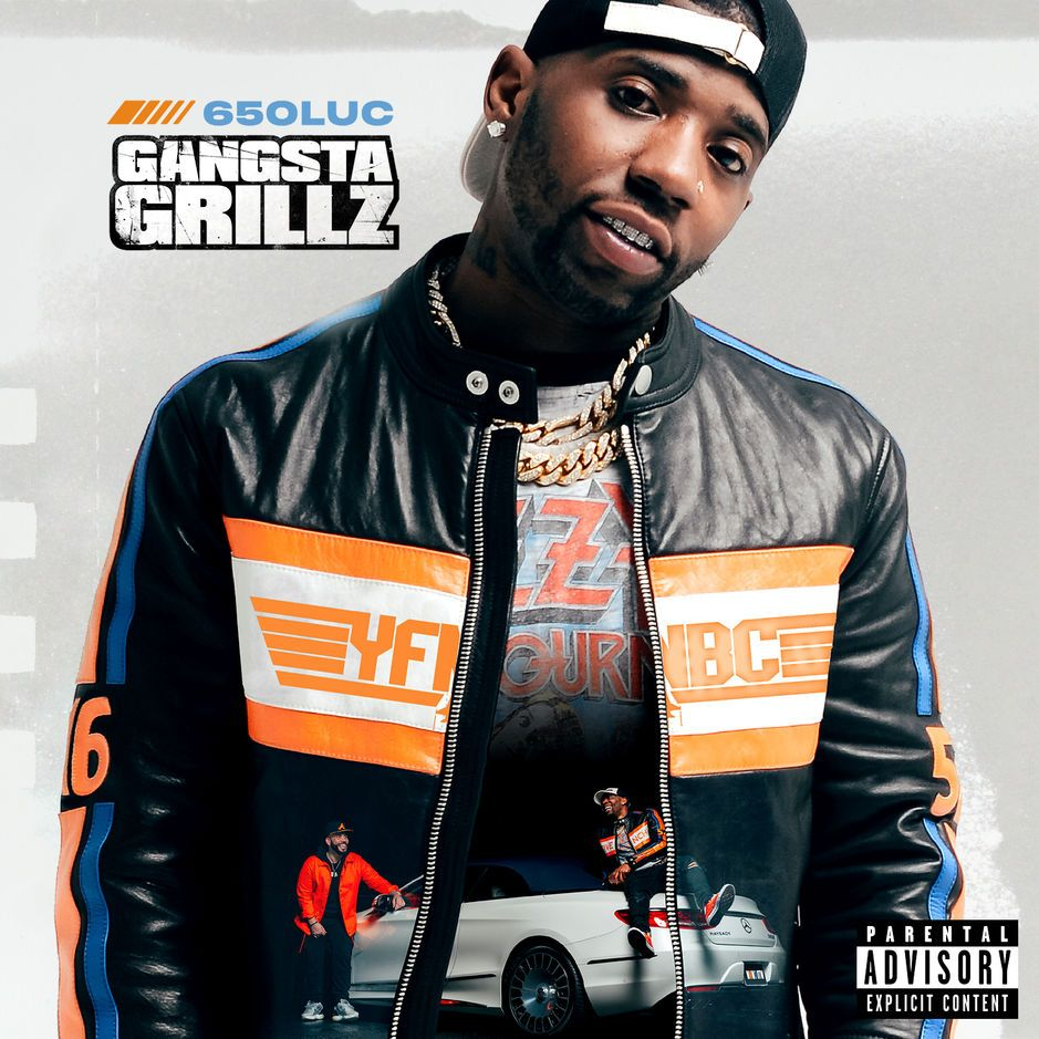 YFN Lucci - 650luc: Gangsta Grillz album cover
