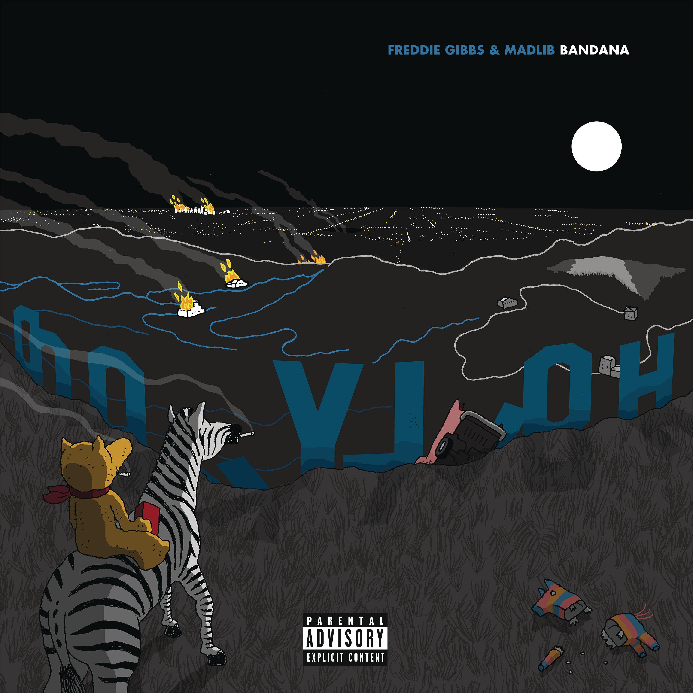 Freddie Gibbs - Bandana album cover