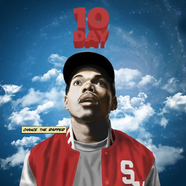 Chance The Rapper - 10 Day album cover