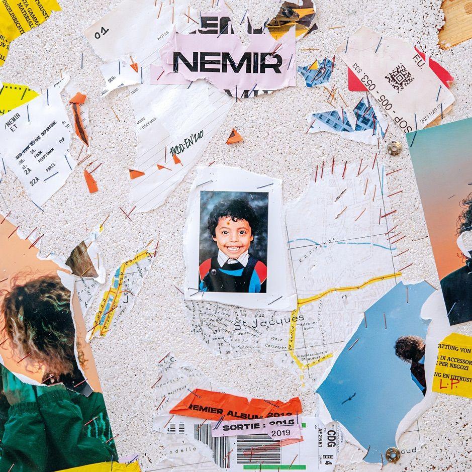 Nemir - Nemir album cover