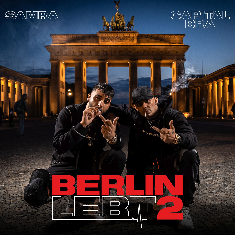 Capital Bra - Berlin Lebt 2 album cover