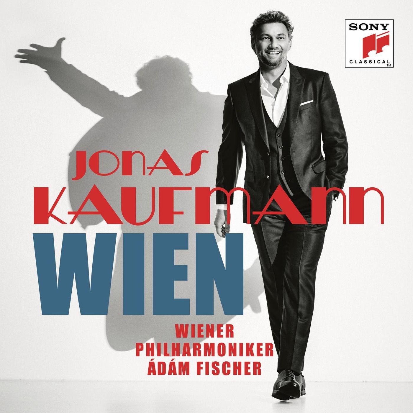 Jonas Kaufmann - Wien album cover