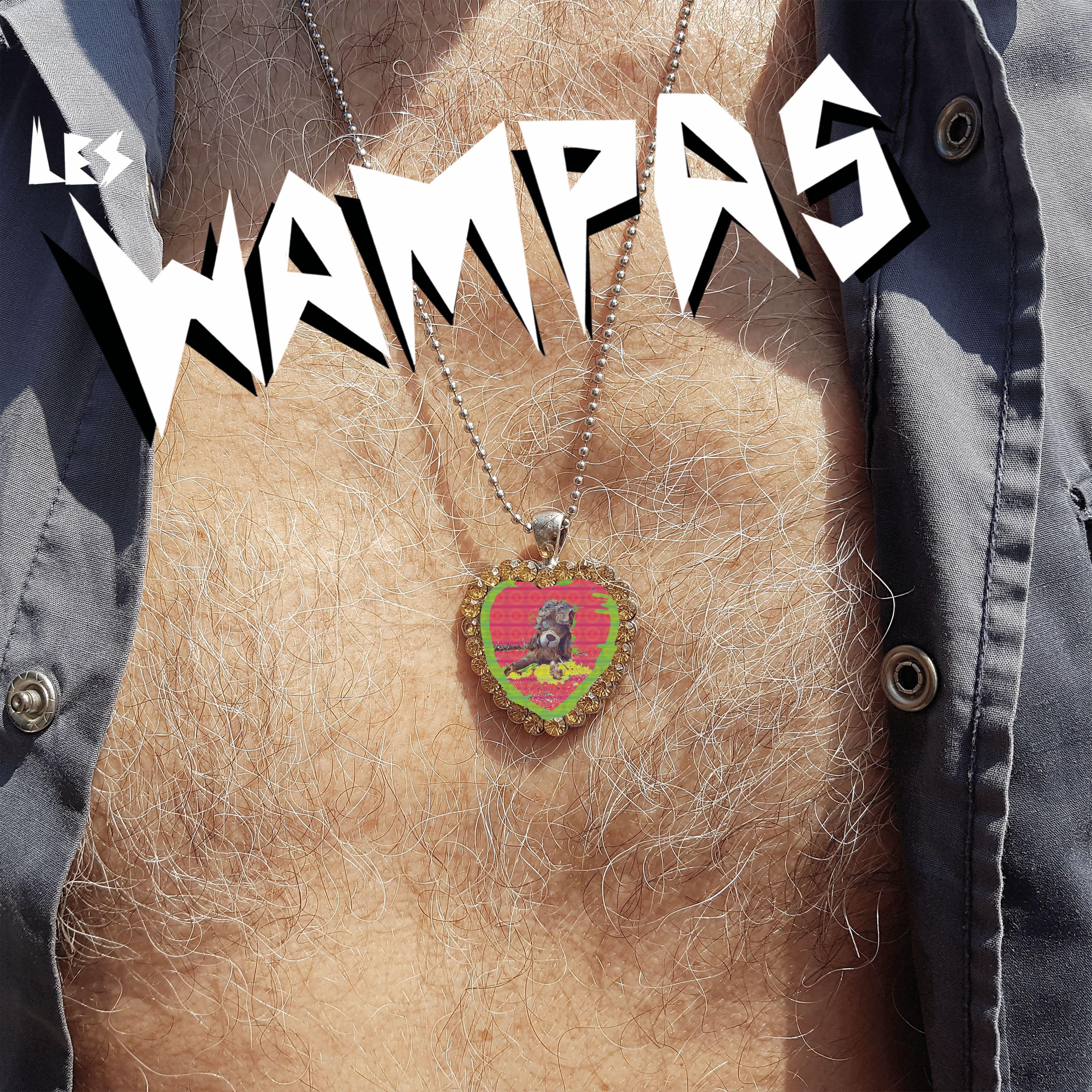 Les Wampas - Sauvre Le Monde album cover
