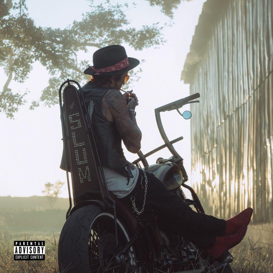Yelawolf - Ghetto Cowboy album cover