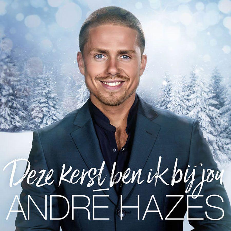 André Hazes Jr. - Kerst Met André Hazes album cover