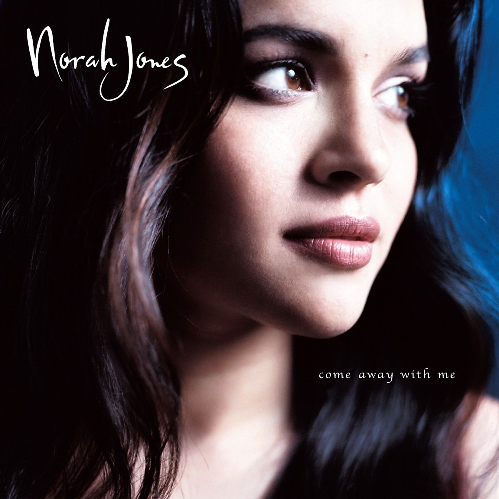 Norah Jones - Come Away With Me album cover