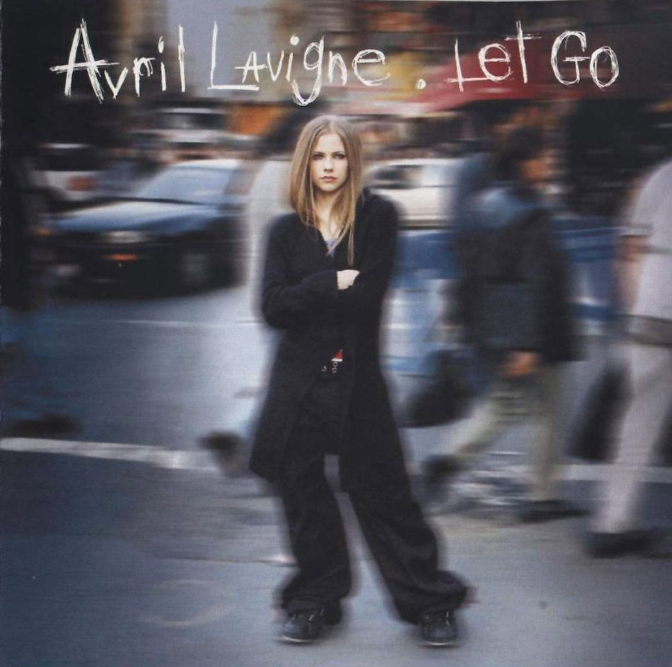 Avril Lavigne - Let Go album cover