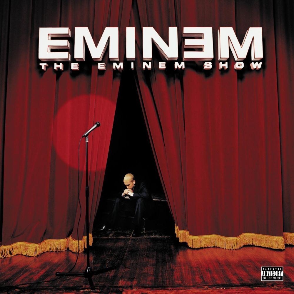 Eminem - The Eminem Show album cover