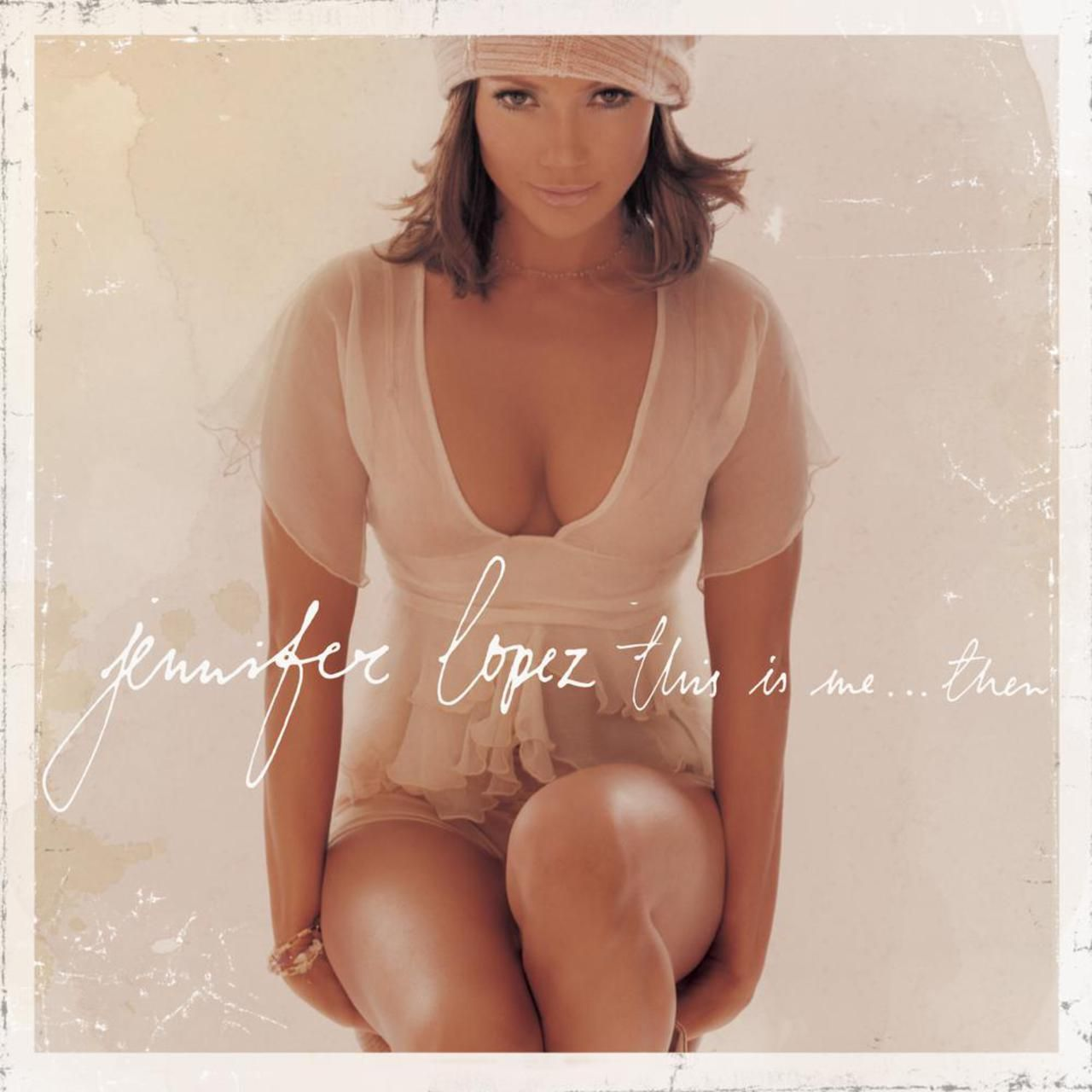 Jennifer Lopez - This Is Me...then album cover