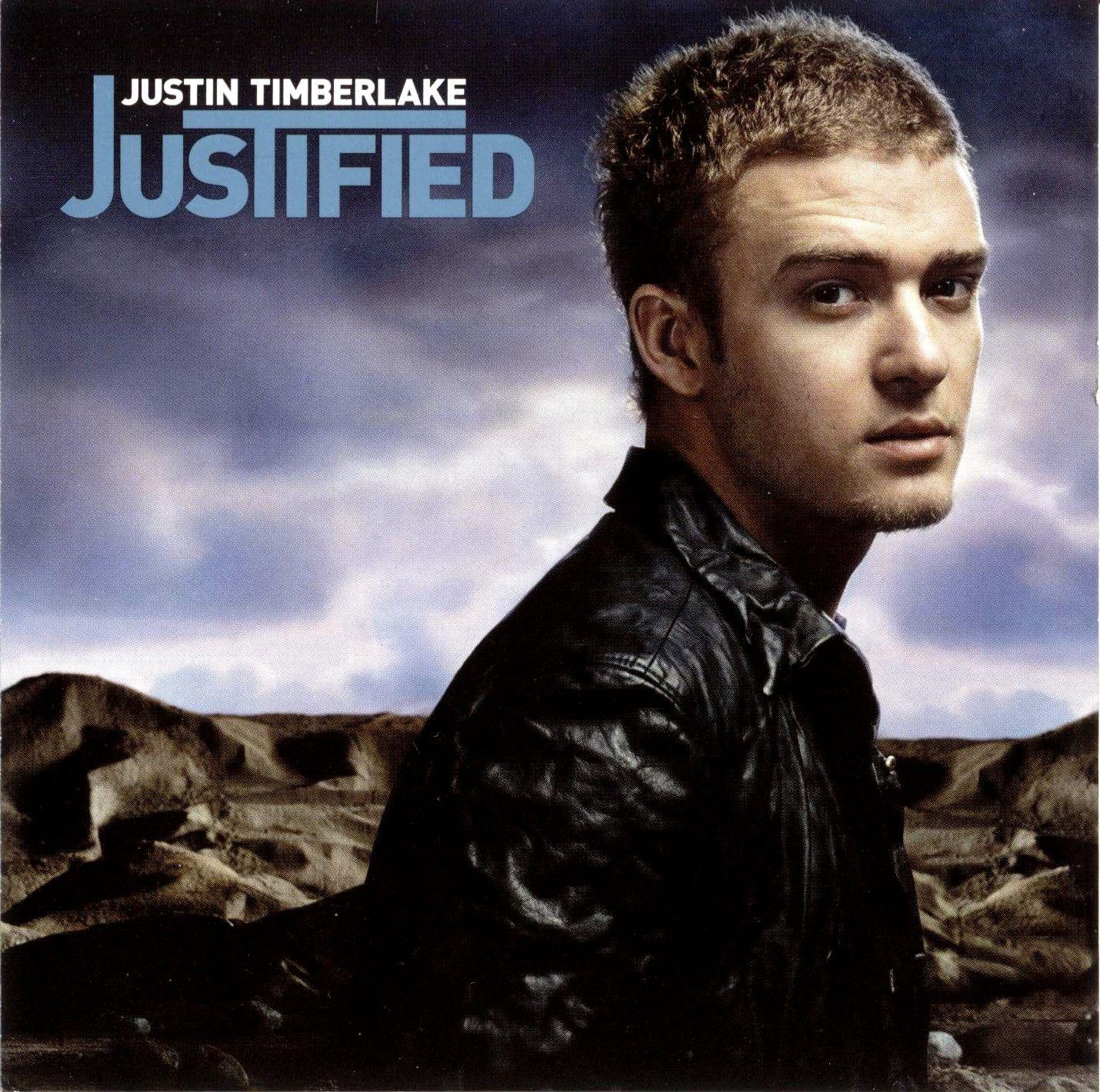 Justin Timberlake - Justified album cover