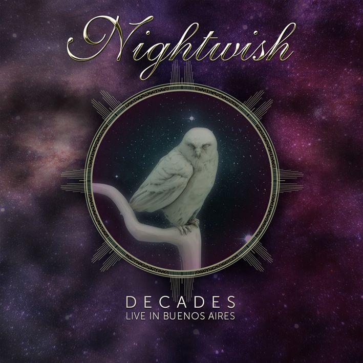 Nightwish - Decades - Live In Buenos Aires album cover
