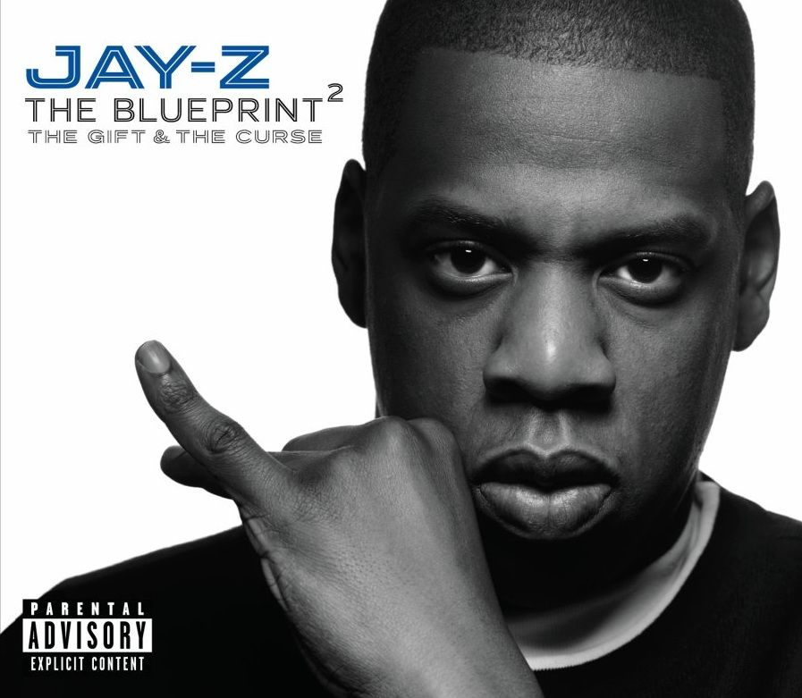 The blueprint 2 the gift and the curse by jay z music charts jay z the blueprint 2 the gift and the curse album cover malvernweather Choice Image