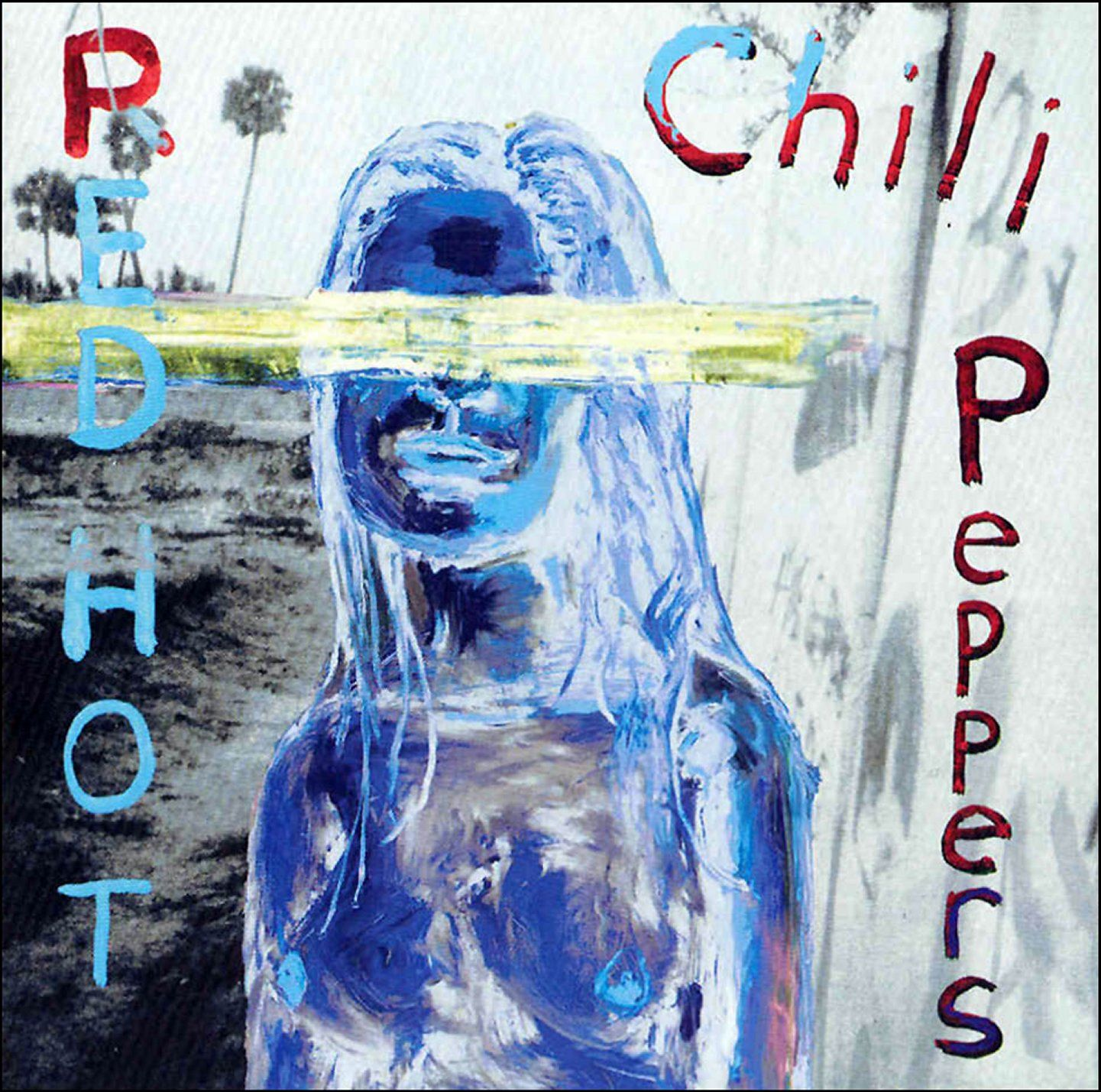 Red Hot Chili Peppers - By The Way album cover
