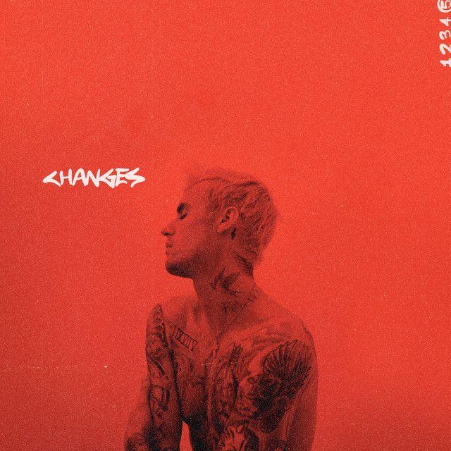 Justin Bieber - Changes album cover