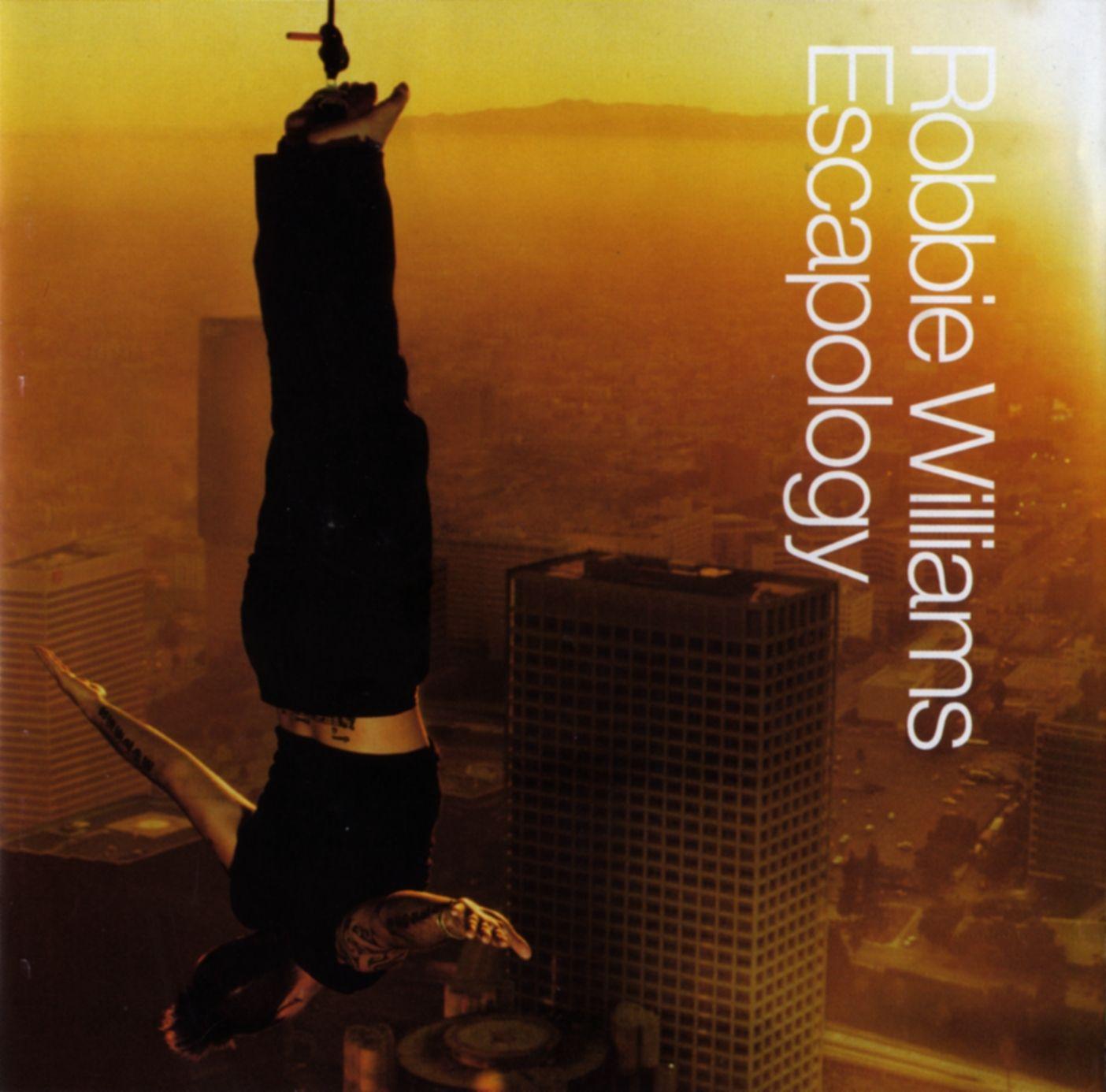 Robbie Williams - Escapology album cover