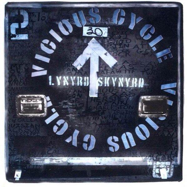 Lynyrd Skynyrd - Vicious Cycle album cover