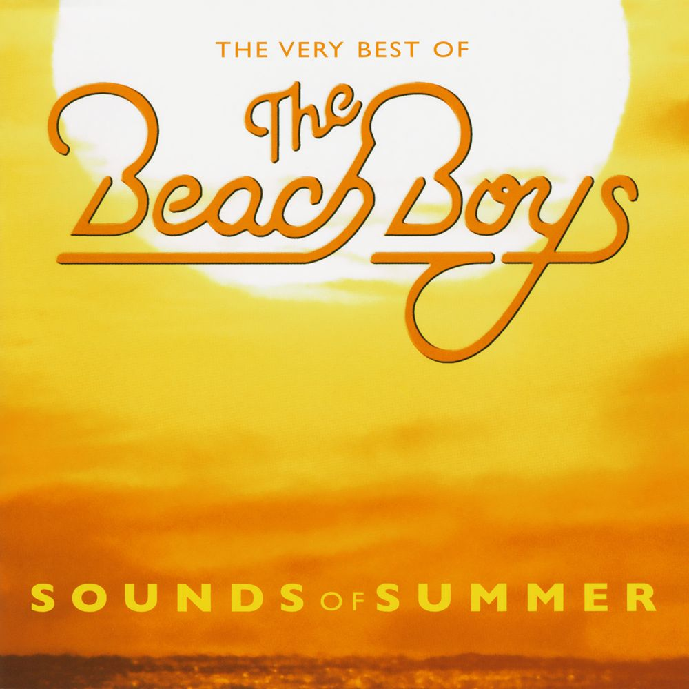 The Beach Boys - The Very Best Of The Beach Boys: Sounds Of Summer album cover