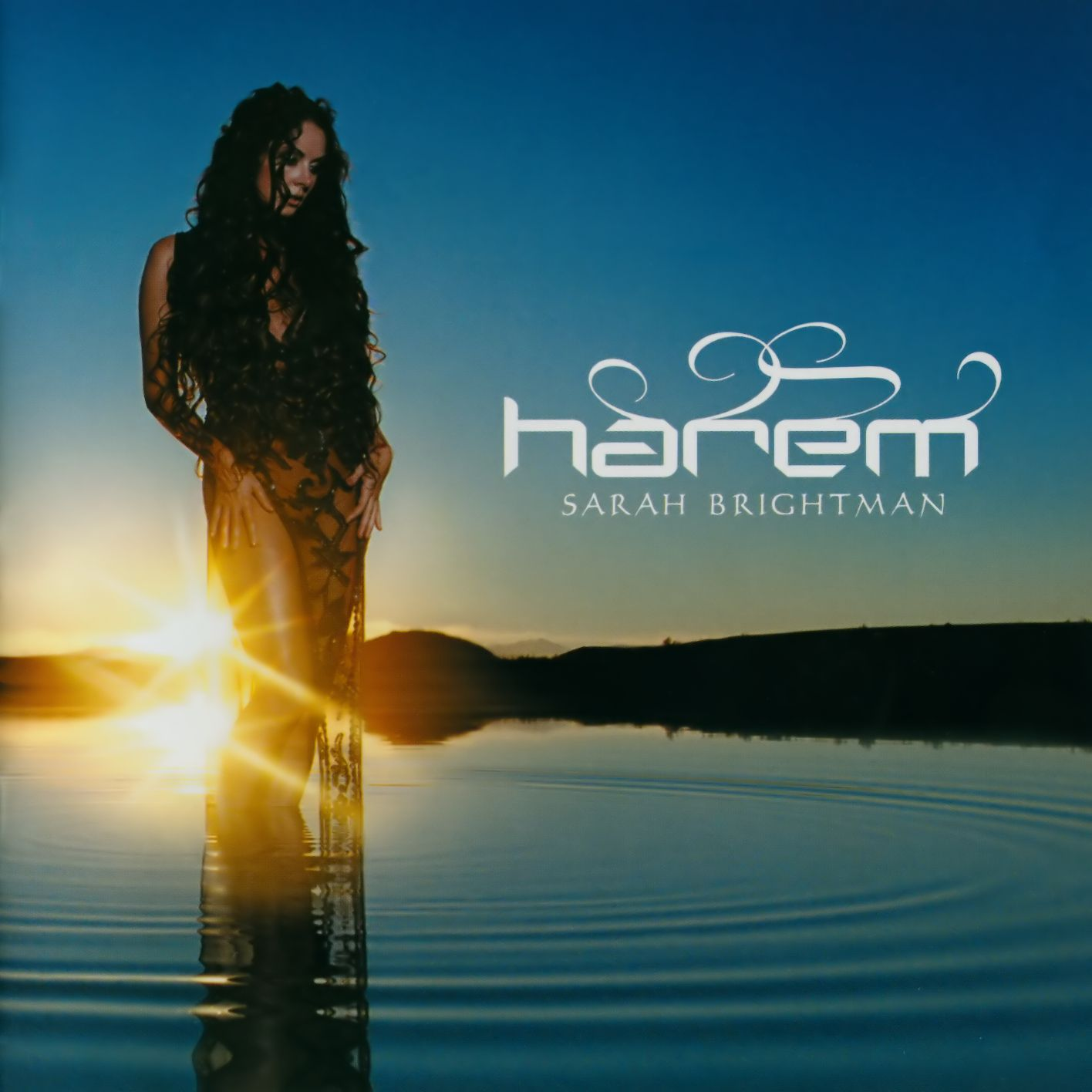 Sarah Brightman - Harem album cover