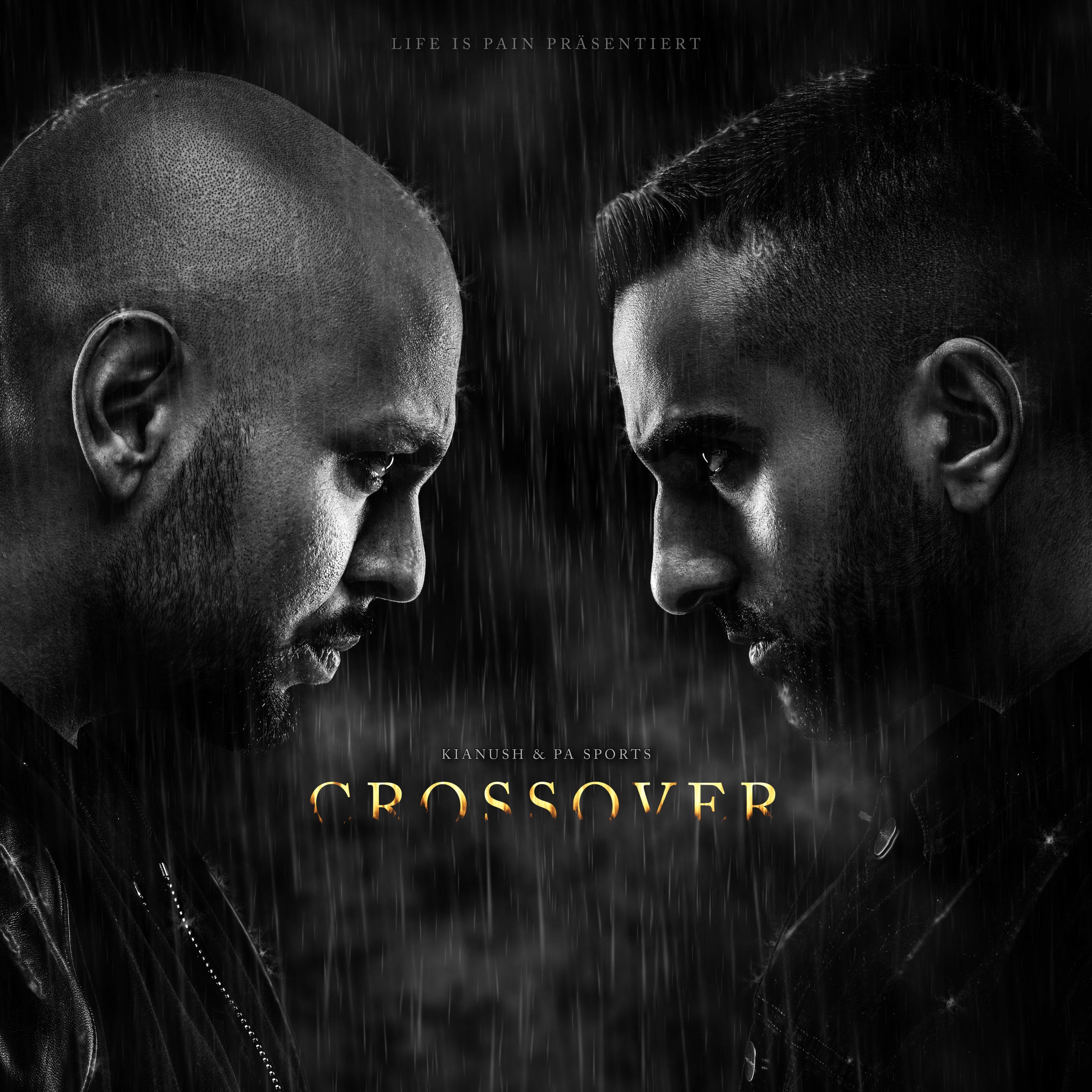 Kianush - Crossover album cover