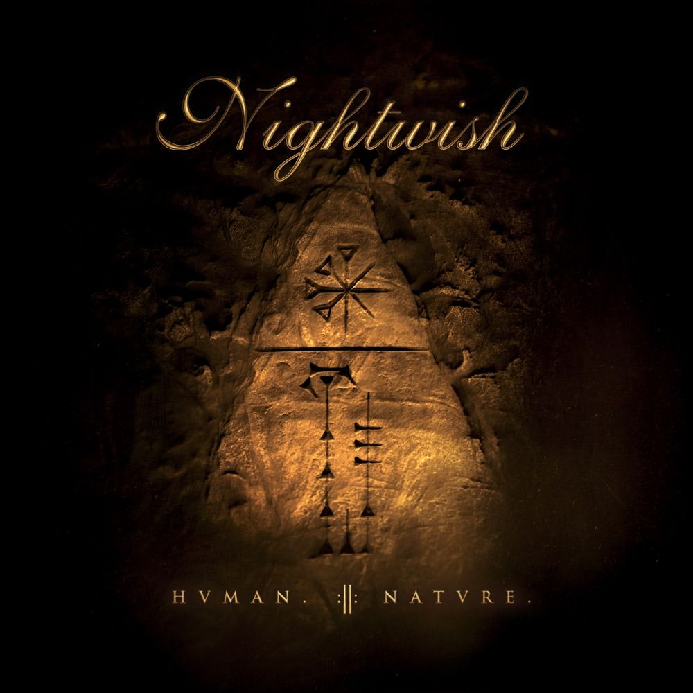 Nightwish - Human. :ii: Nature. album cover
