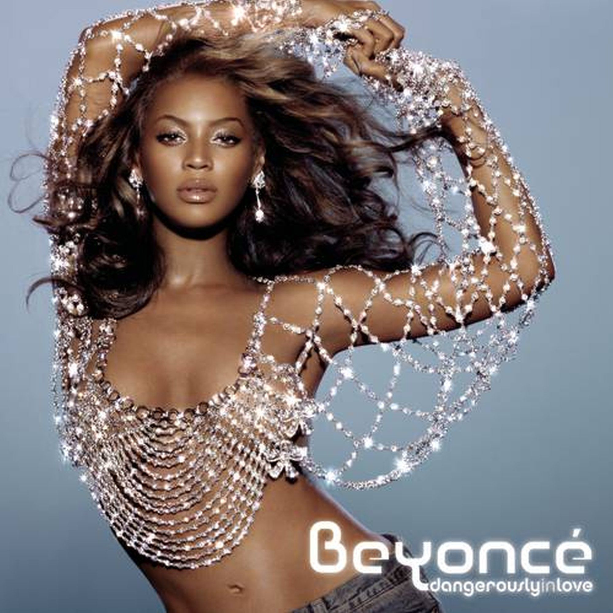 Beyoncé - Dangerously In Love album cover