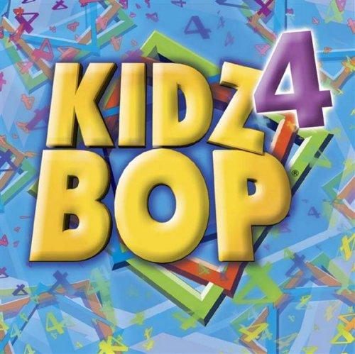 Kidz Bop Kids - Kidz Bop 4 album cover