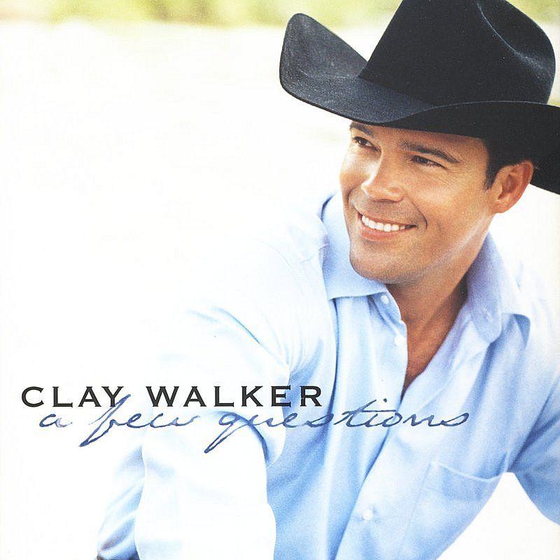 Clay Walker - A Few Questions album cover