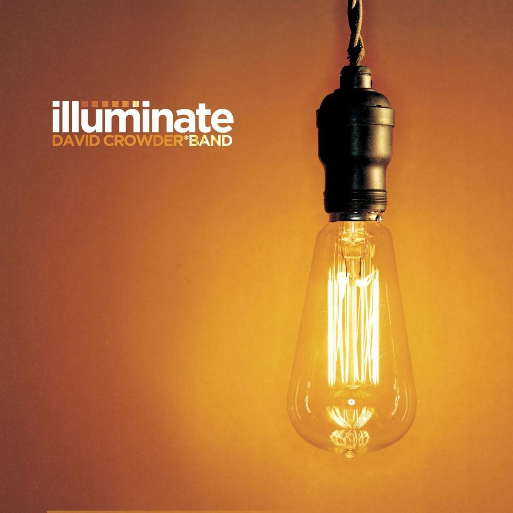 David Crowder*Band - Illuminate album cover