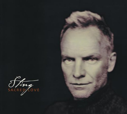 Sting - Sacred Love album cover