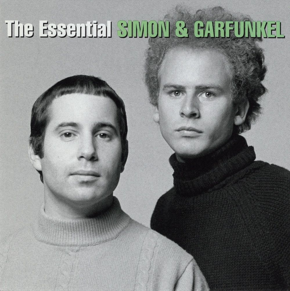 Simon & Garfunkel - The Essential Simon & Garfunkel album cover