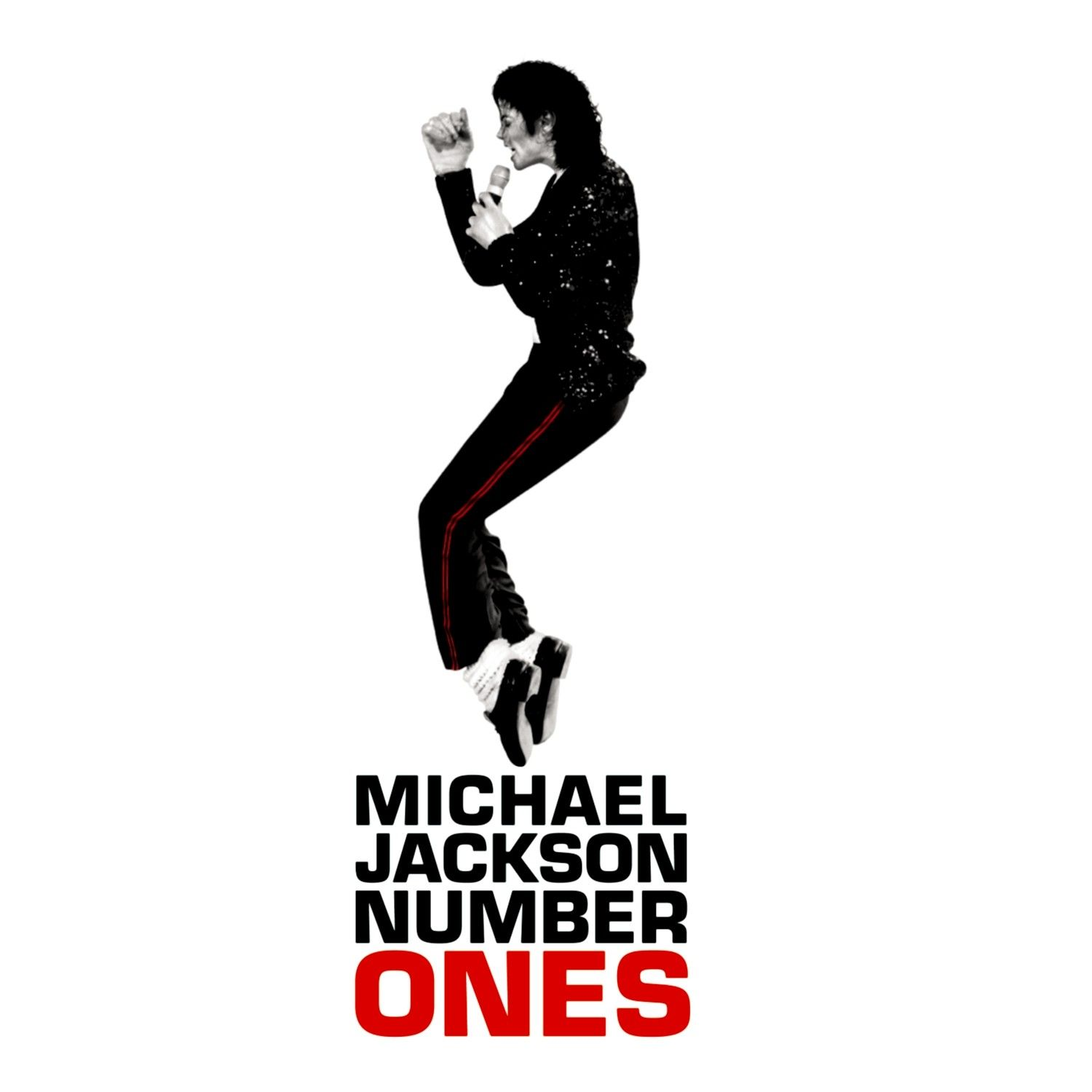Michael Jackson - Number Ones album cover