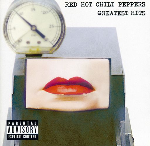 Red Hot Chili Peppers - Greatest Hits album cover