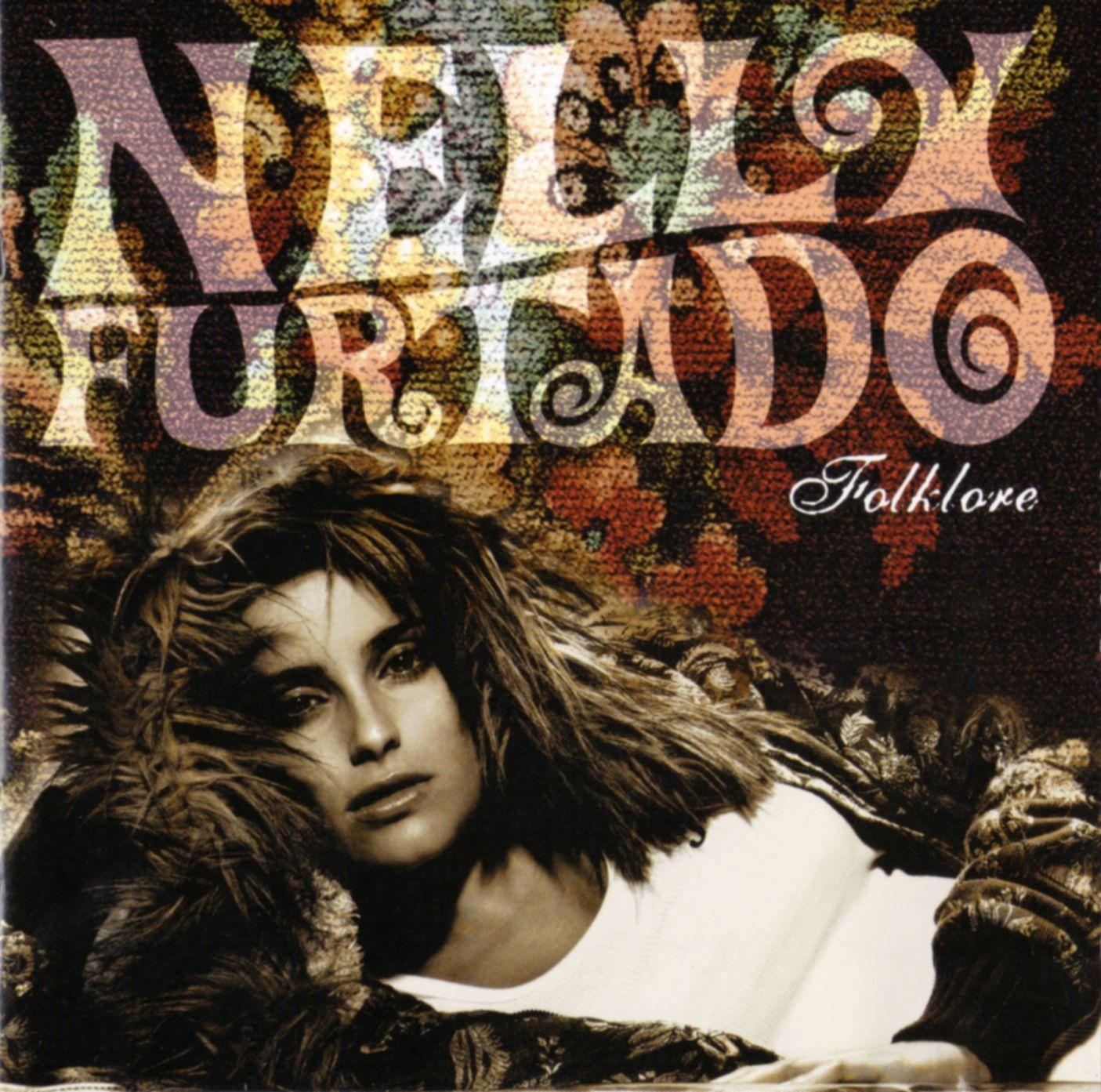 Nelly Furtado - Folklore album cover