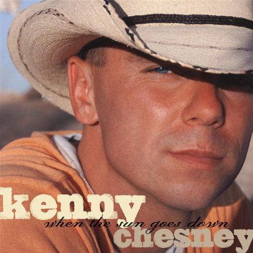Kenny Chesney - When The Sun Goes Down album cover