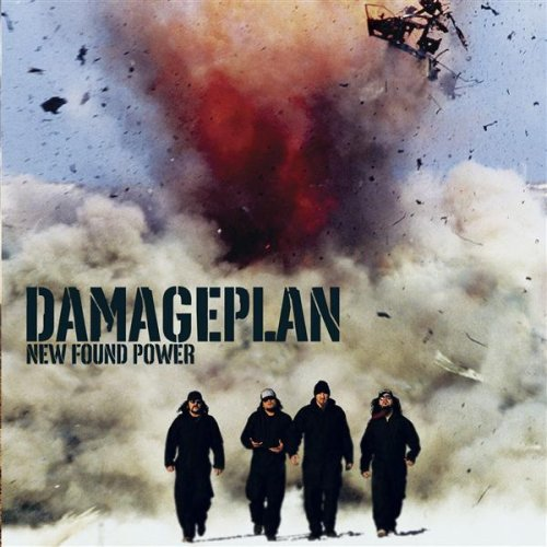 Damageplan - New Found Power album cover