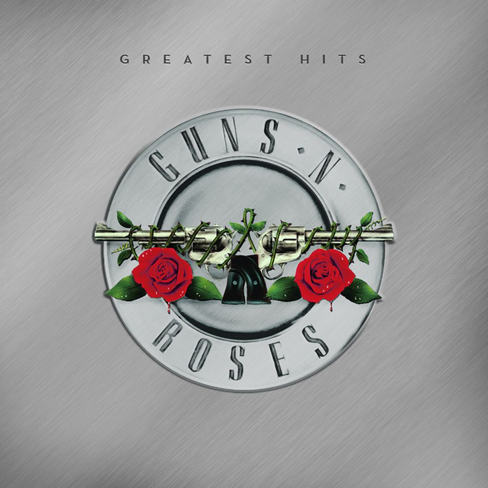 Guns N' Roses - Greatest Hits album cover