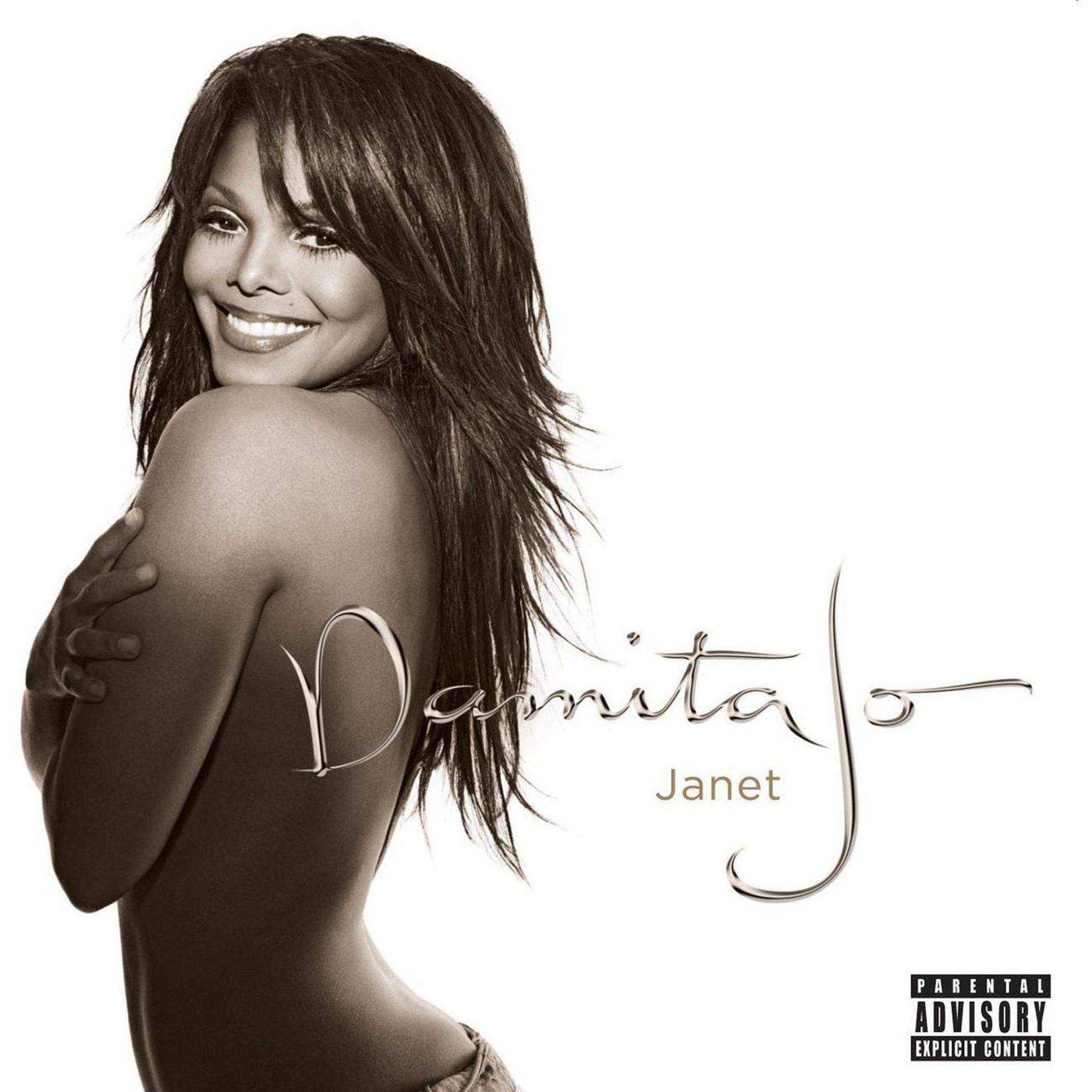 Janet Jackson - Damita Jo album cover
