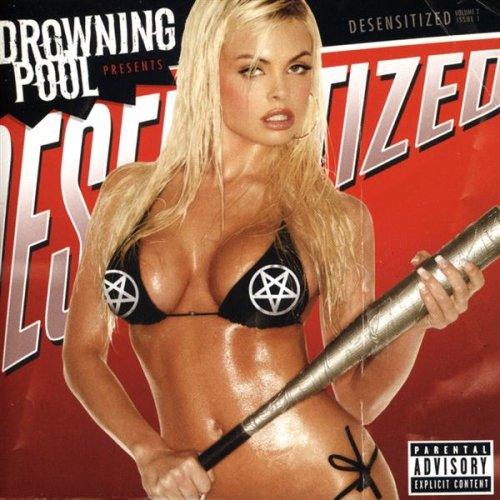 Drowning Pool - Desensitized album cover