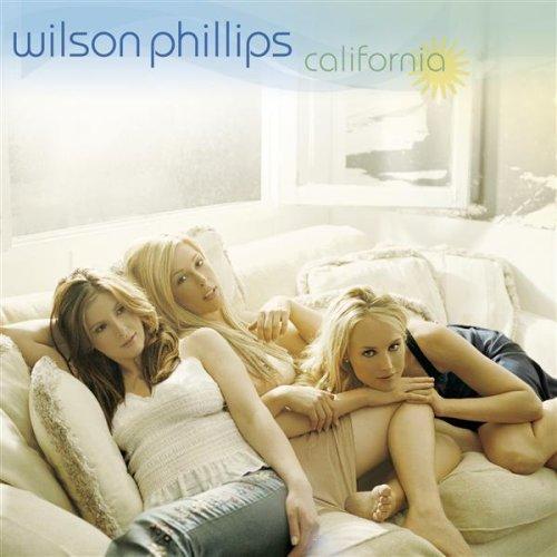 Wilson Phillips - California album cover