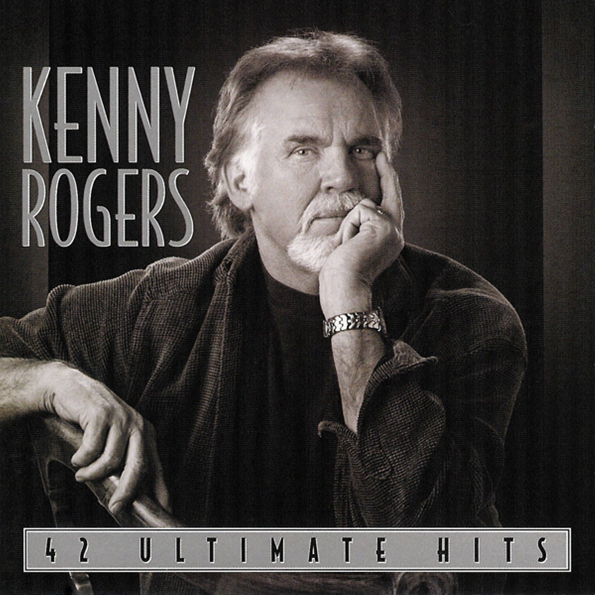 42 Ultimate Hits by Kenny Rogers - Music Charts