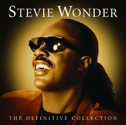 Stevie Wonder - The Definitive Collection album cover