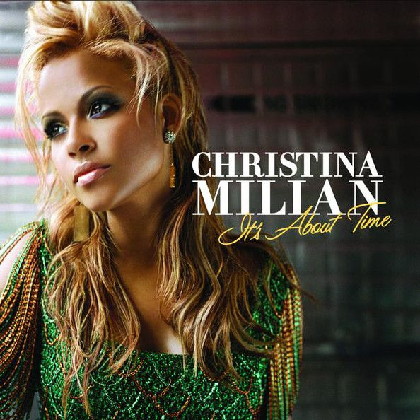 Christina Milian - It's About Time album cover