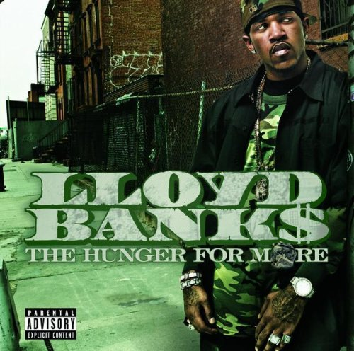 Lloyd Banks - The Hunger For More album cover